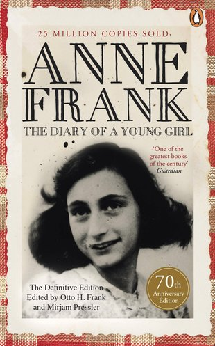 Anne Frank. The Diary of a Young Girl. The Definitive Edition